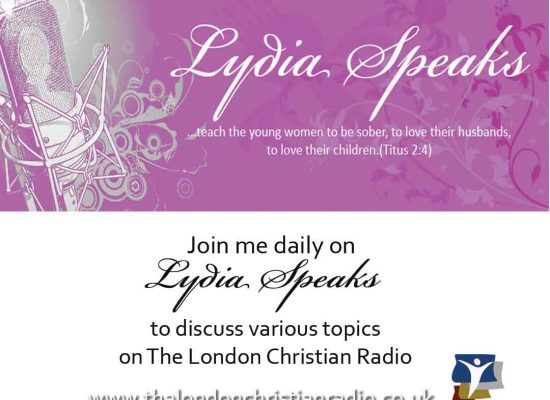 Lydia Speaks