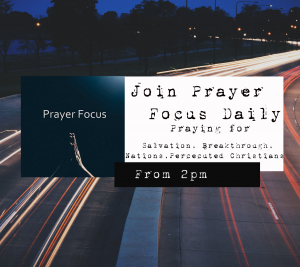 Prayer-Focus